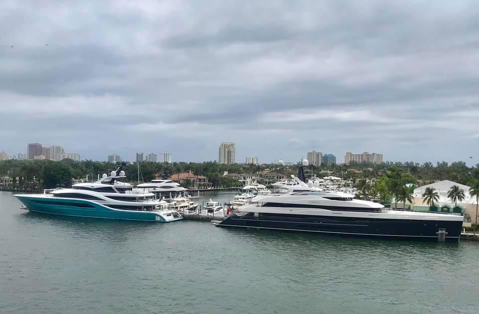 GO and Elandess Fort Lauderdale