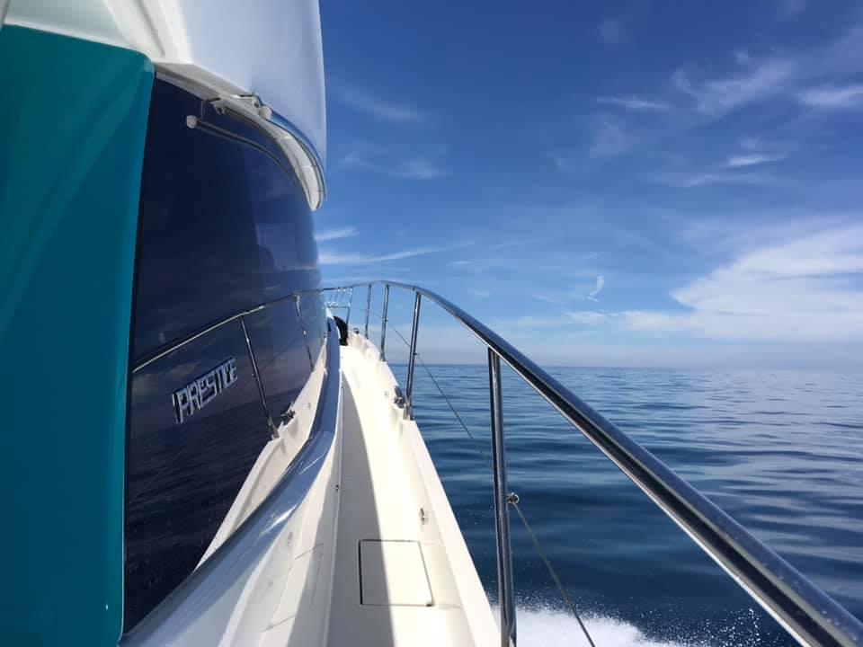SS1 - Calm seas