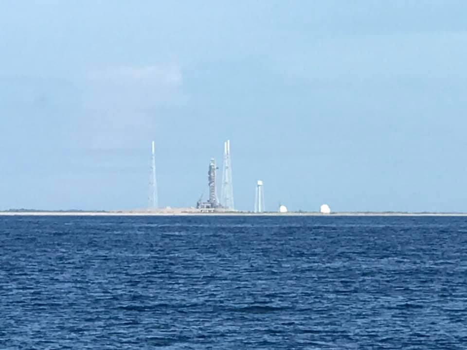 SS1 - Cruising along the Space Coast - Kennedy Space Center - Cape Canaveral - 2