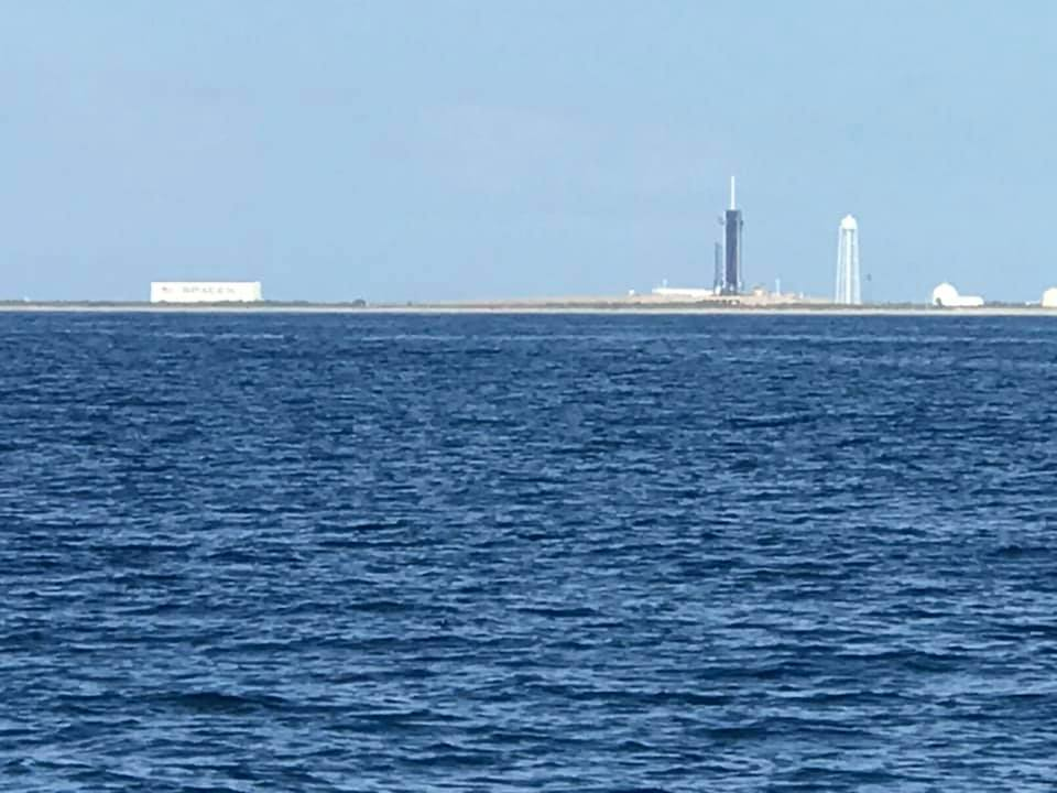 SS1 - Cruising along the Space Coast - Kennedy Space Center - Cape Canaveral - 3