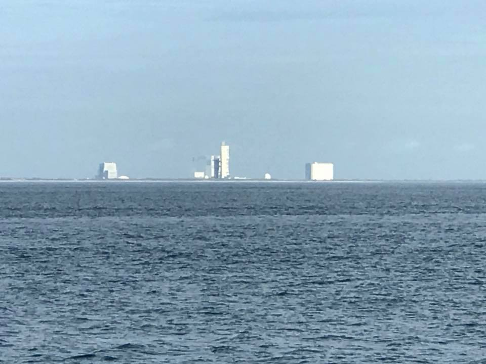 SS1 - Cruising along the Space Coast - Kennedy Space Center - Cape Canaveral - 5