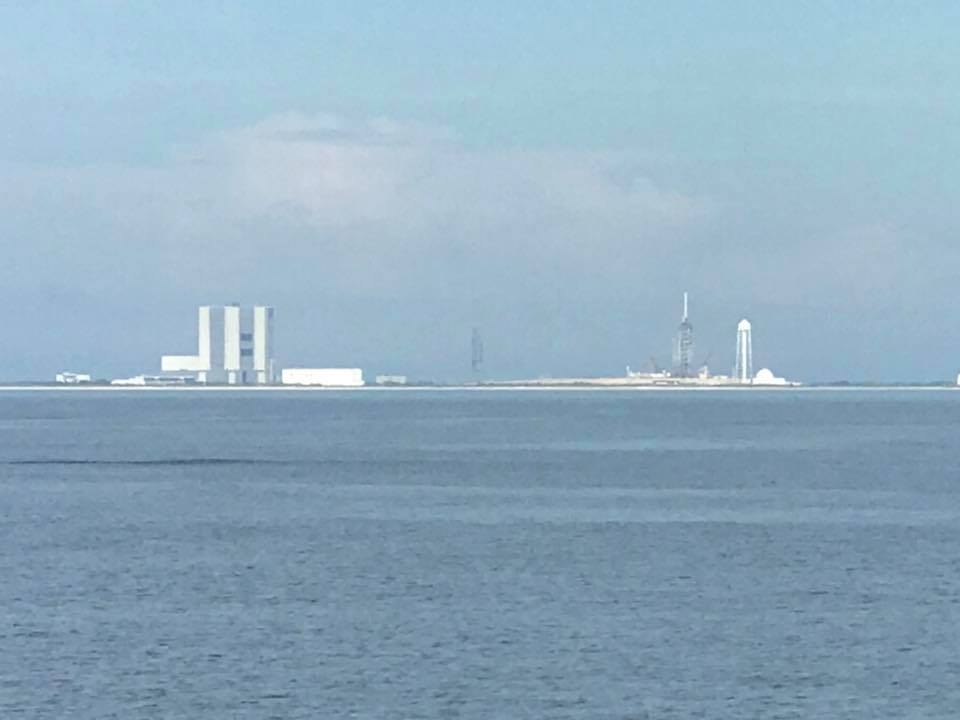 SS1 - Cruising along the Space Coast - Kennedy Space Center - Cape Canaveral - 9