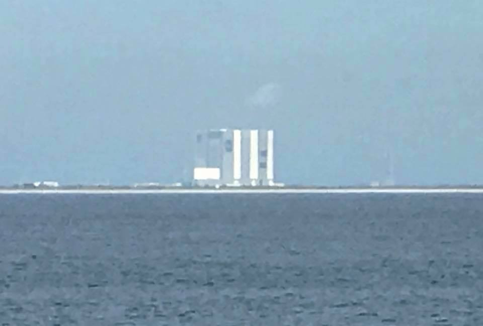 SS1 - Cruising along the Space Coast - Kennedy Space Center - the VAB - Cape Canaveral - 6