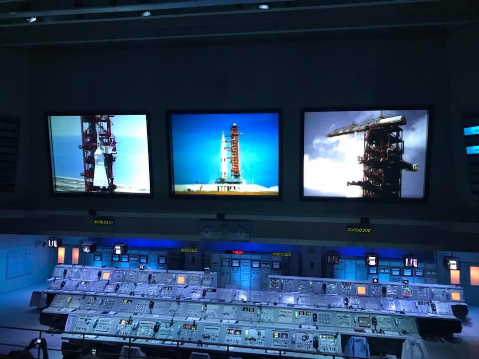 KSC - Apollo Program Control Room