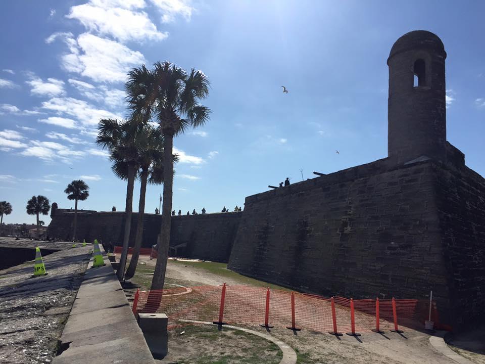 St Augustine - Castillo San Marcos