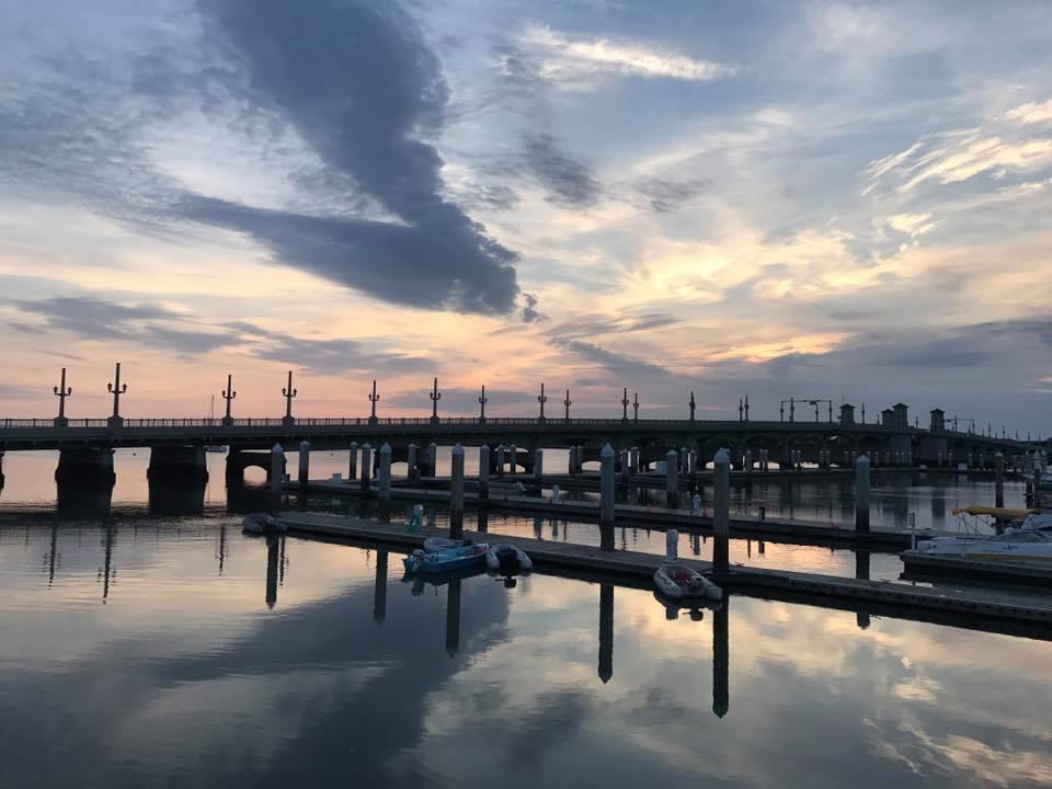 St Augustine - Bridge of Lions