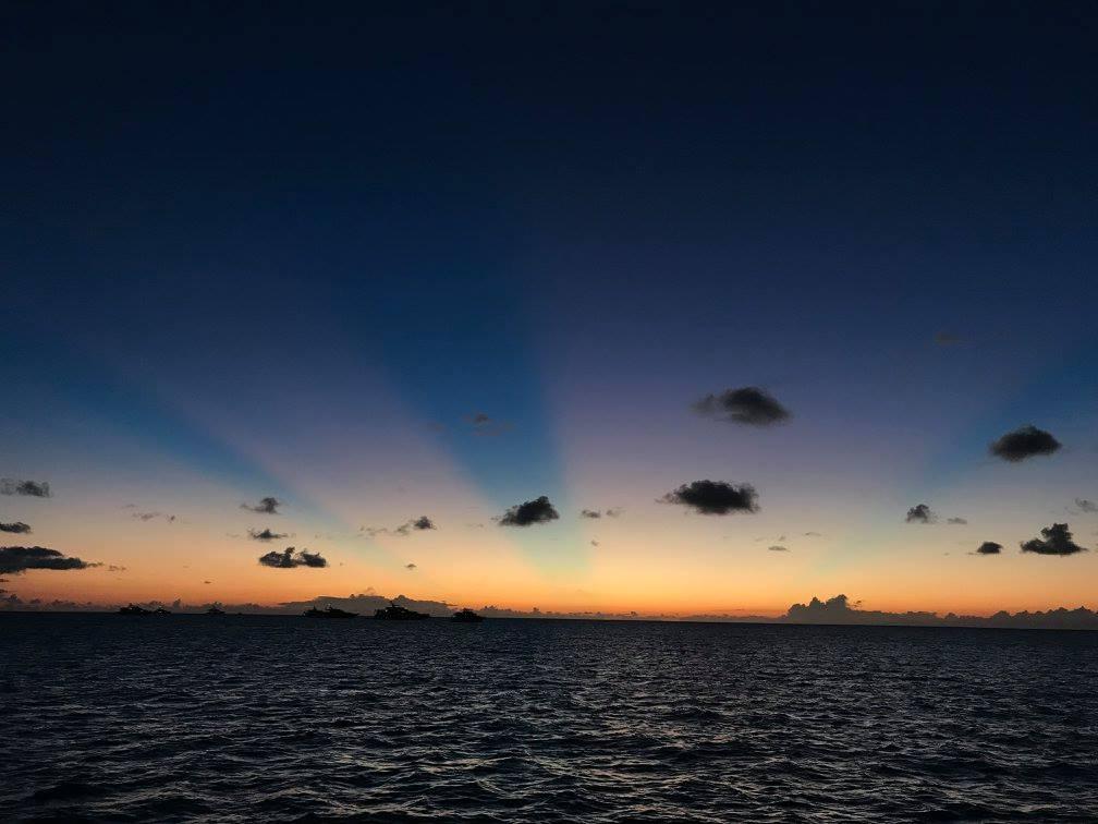Sunset - Warderick Wells
