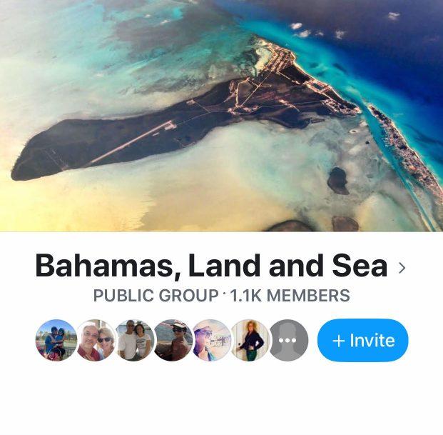 Bahamas, Land and Sea