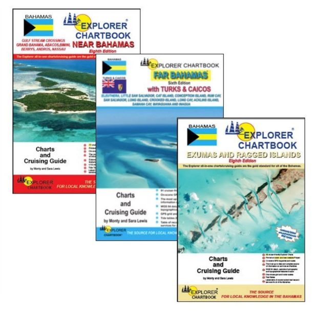 Explorer Chartbook Bahamas