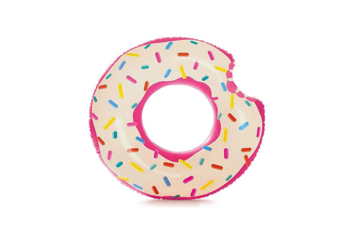 Inflatable Donut Tube - Photo: www.amazon.com
