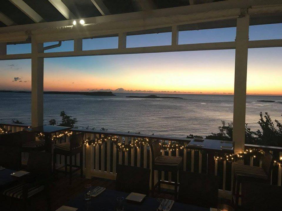 Highbourne sunset view
