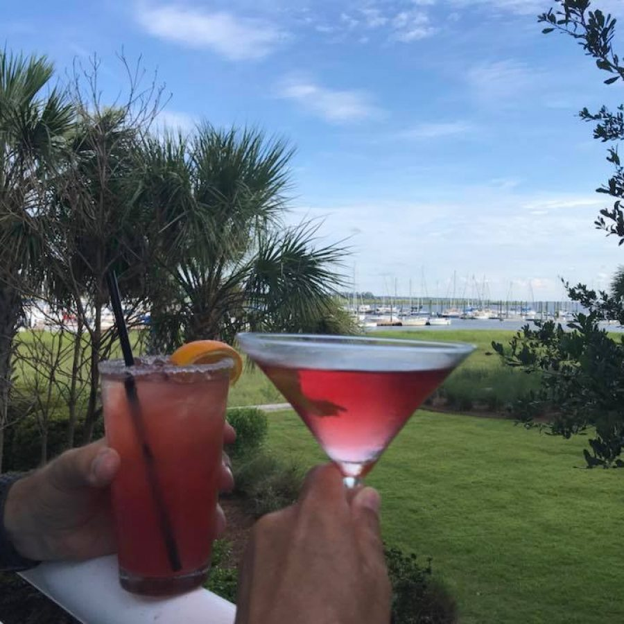 SS2 - Happy hour by the marshes