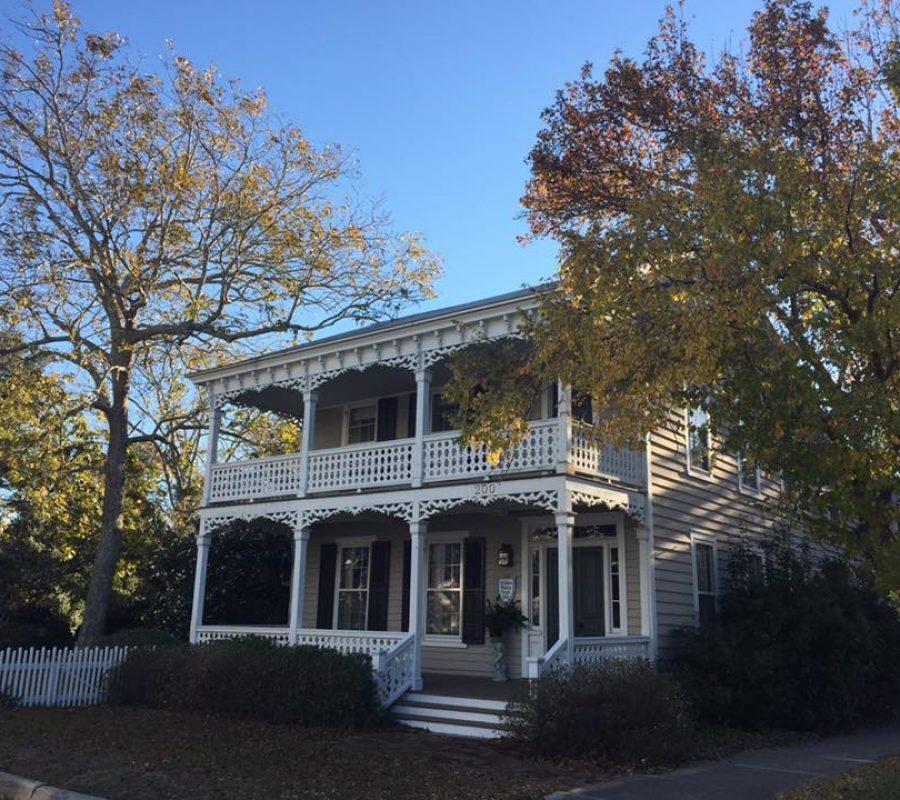Beaufort houses