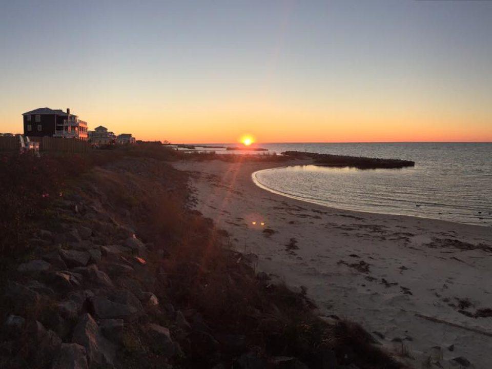 Cape Charles sunset