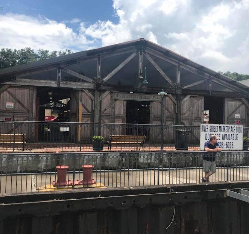 Savannah - River Street Market Place