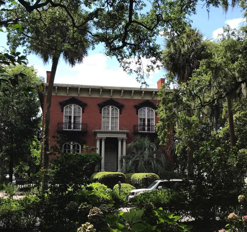 Savannah - house from MITGOGAE