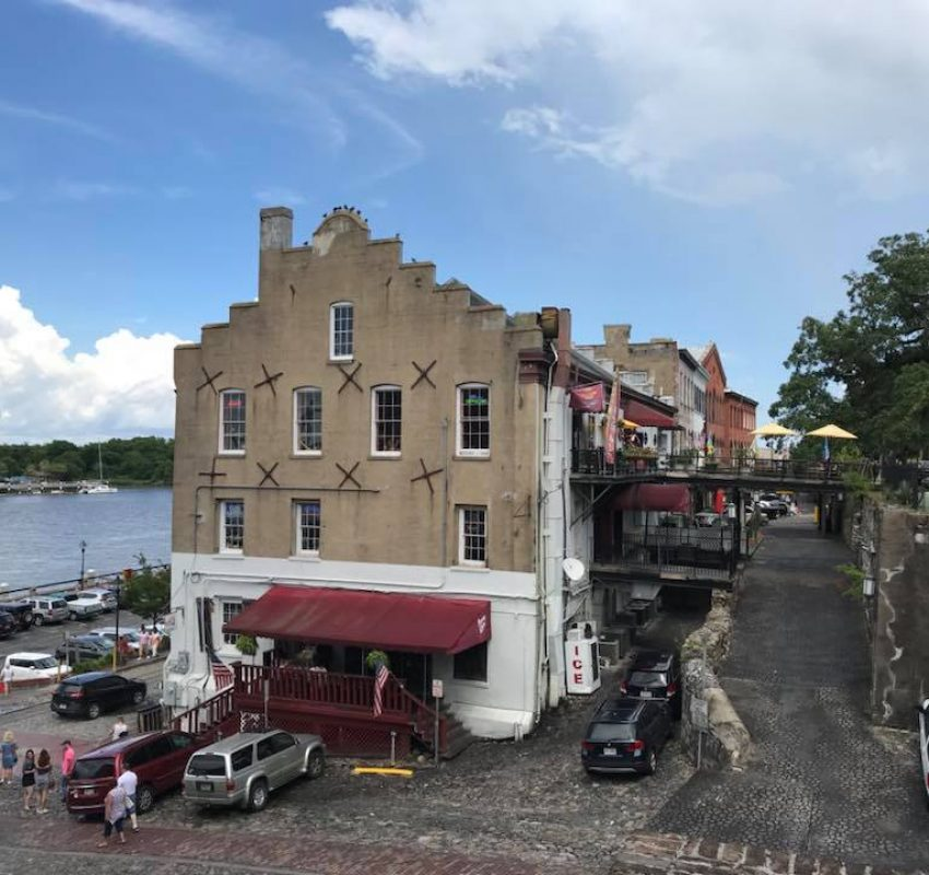 Savannah - waterfront