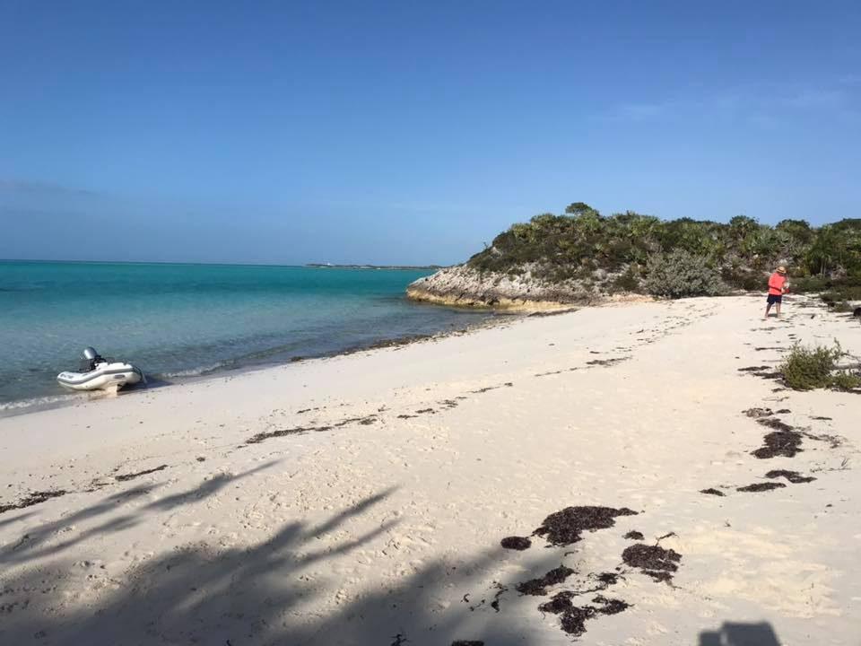 Warderick beach