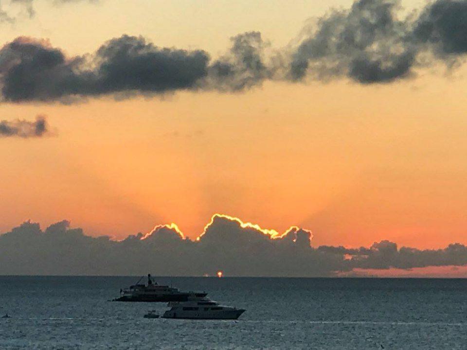 Warderick sunset