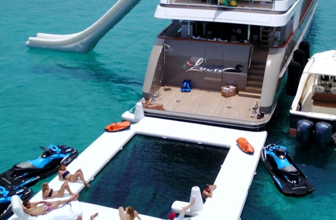 Sea Pool - Photo: www.funair.com