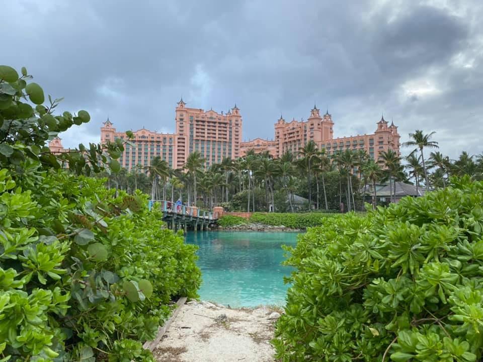 Around Atlantis