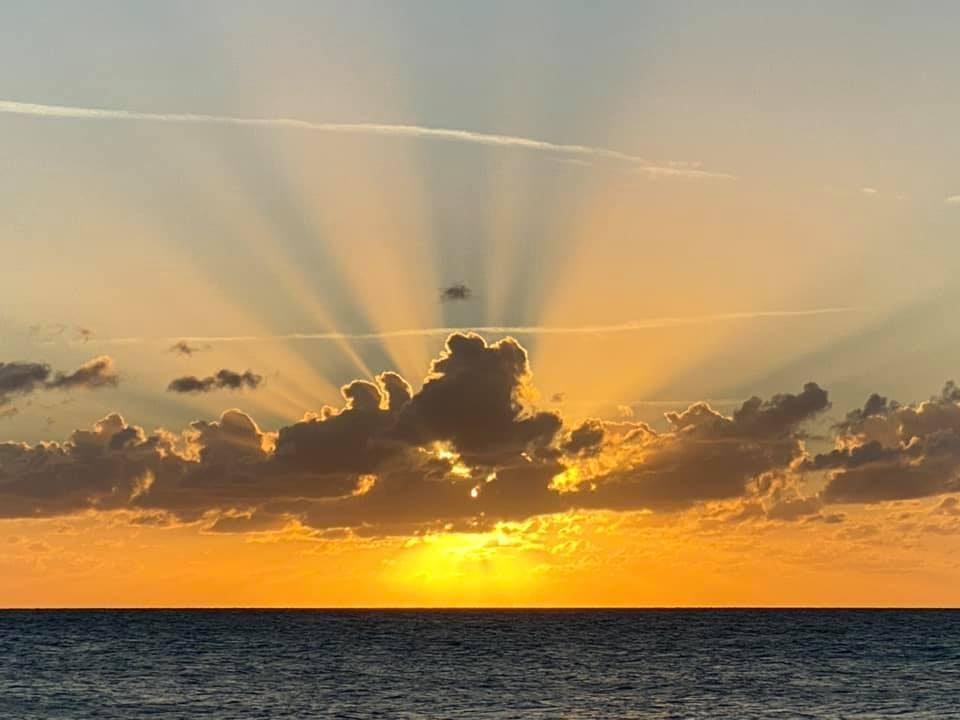 Cape Eleuthera sunset