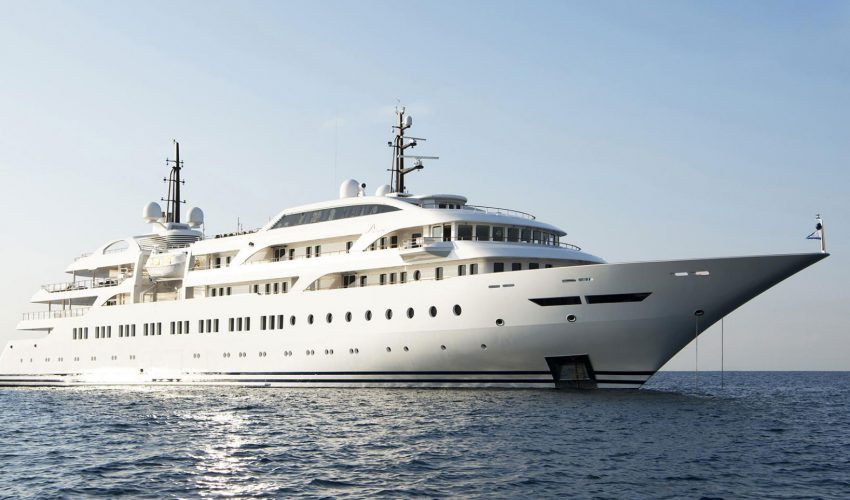 Winner Converted Yachts - M/Y Dream Source: Boat International
