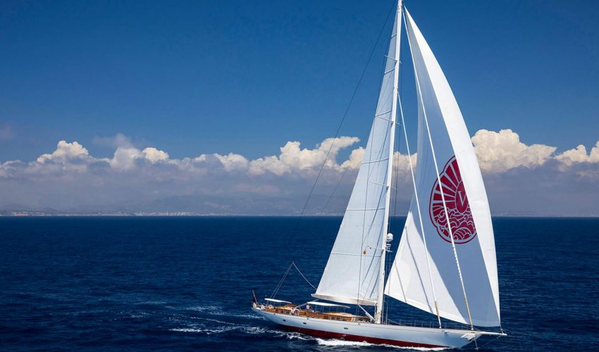 Winner Sailing Yachts 30m to 59.9m - S/Y Vijonara Source: Boat International