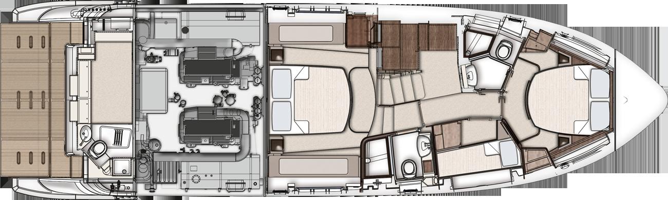 azimut-50_lower-deck
